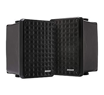 Kicker KB6 Full Range Garage Speakers