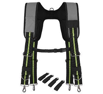 Padded Tool Belt Suspender (SpeedSquare Tools)
