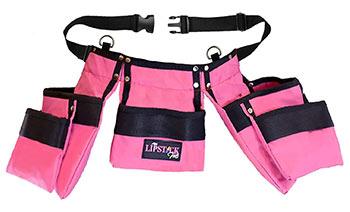 Pink Tool Belt For Women