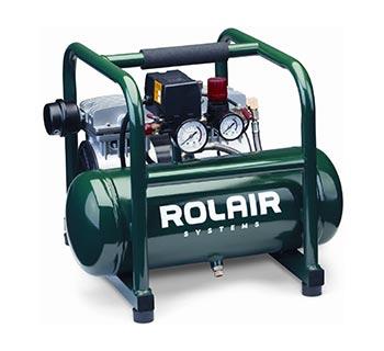 Rolair JC10 Plus 1 HP Oil-Less Compressor